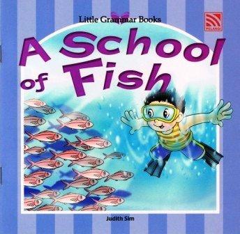 Little Grammar Books - A School of Fish