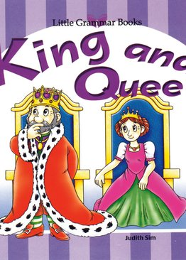 Little Grammar Books - King & Queen