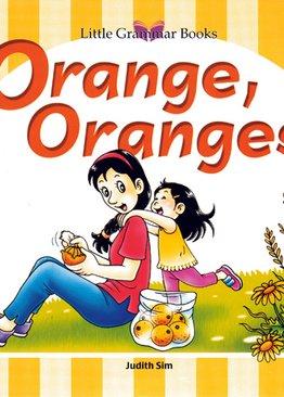 Little Grammar Books - Orange, Oranges