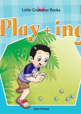 Little Grammar Books - Play+ing