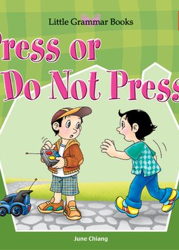 Little Grammar Books - Press or Do Not Press?