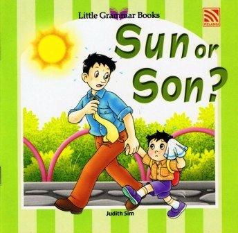 Little Grammar Books - Sun or Son?