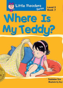 Little Readers Level 2 - Where is My Teddy?