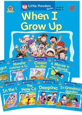 Little Reader Series Level 4 (Full Set)