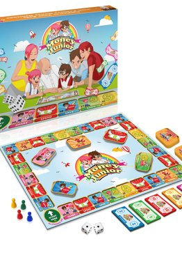 MONEY JUNIOR BOARD GAME