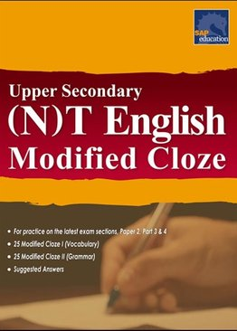 Upper Secondary N(T) English Modified Cloze