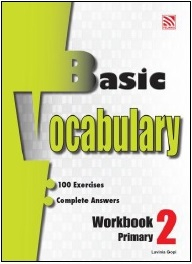 Basic Vocabulary Workbook: Primary 2