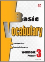 Basic Vocabulary Workbook: Primary 3