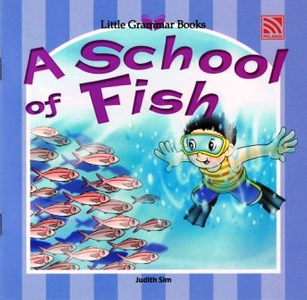 Little Grammar Books - A School of Fish