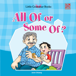 Little Grammar Books - All Of or Some Of?