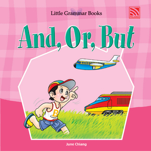 Little Grammar Books - And, Or, But