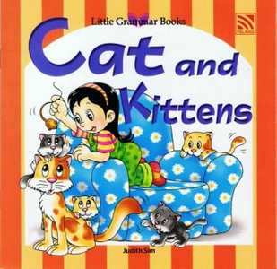 Little Grammar Books - Cats & Kittens