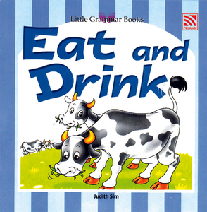 Little Grammar Books - Eat & Drink