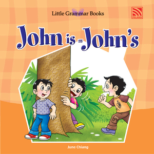 Little Grammar Books - John is = John's