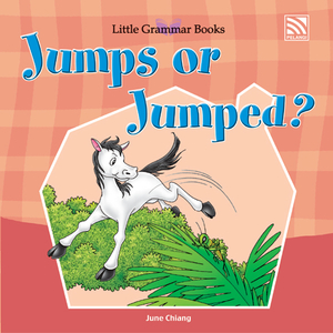 Little Grammar Books - Jumps or Jumped?