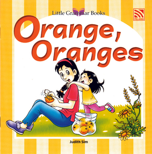 Little Grammar Books - Orange, Oranges
