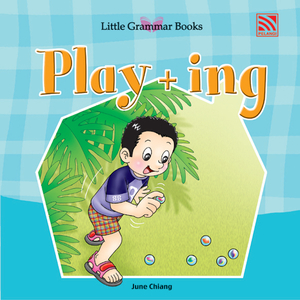 Little Grammar Books - Play+ing