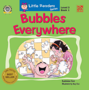 Little Readers Level 3 - Bubbles Everywhere