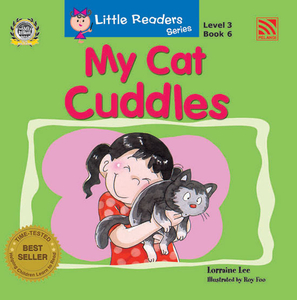 Little Readers Level 3 - My Cat Cuddles