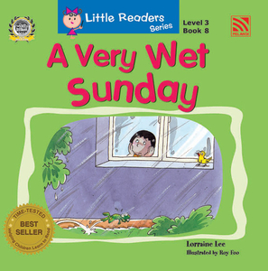 Little Readers Level 3 - A Very Wet Sunday