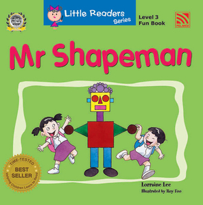 Little Readers Level 3 - Mr Shapeman
