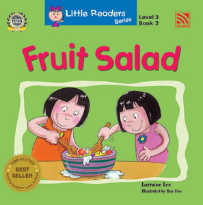 Little Readers Level 3 - Fruit Salad