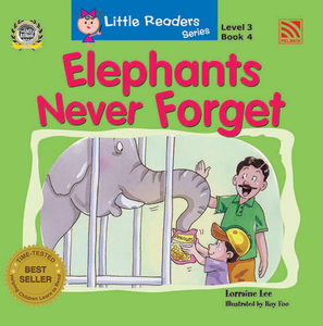 Little Readers Level 3 - Elephants Never Forget