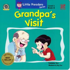 Little Reader Series Level 1 - Grandpa's Visit