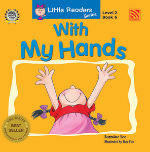 Little Readers Level 2 - With My Hands