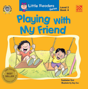 Little Readers Level 2 - Playing With My Friend