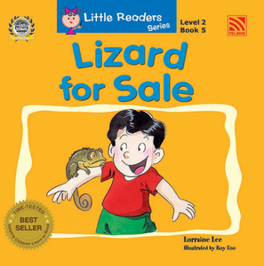 Little Readers Level 2 - Lizard For Sale