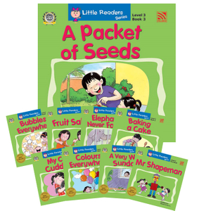 Little Readers Level 3 (Full Set)