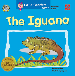 Little Reader Series Level 4 - The Iguana
