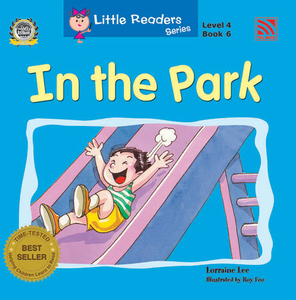 Little Reader Series Level 4 - In The Park