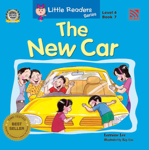 Little Reader Series Level 4 - The New Car