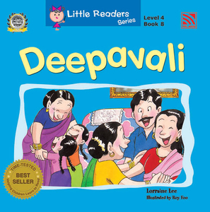 Little Reader Series Level 4 - Deepavali
