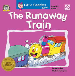 Little Readers Series Level 5 - The Runaway Train