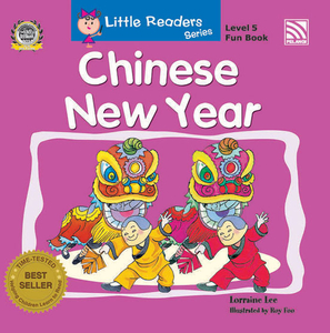 Little Readers Series Level 5 - Chinese New Year