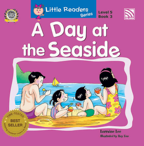 Little Readers Series Level 5 - A Day At The Seaside