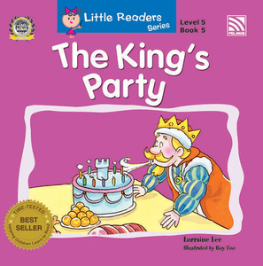 Little Readers Series Level 5 - The King's Party