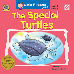 Little Readers Series Level 6 - The Special Turtles