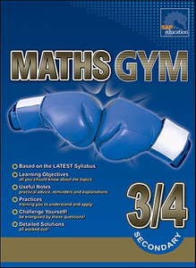 Maths Gym for Secondary 3&4
