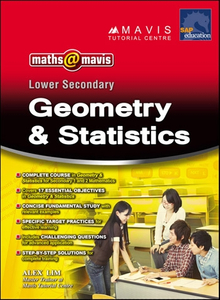 maths@mavis Lower Secondary Geometry & Statistics