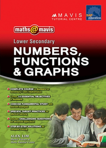 maths@mavis Lower Secondary Numbers, Functions & Graphs