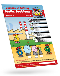 +Venture in Solving Maths Primary 4