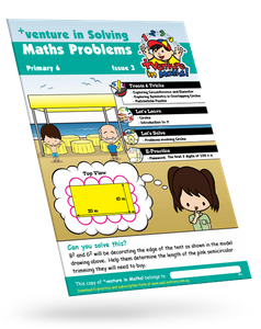 +Venture in Solving Maths Primary 6