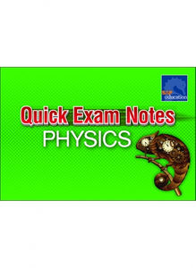 Quick Exam Notes Physics