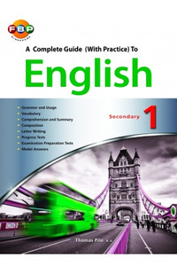 A Complete Guide (with Practice) to English S1