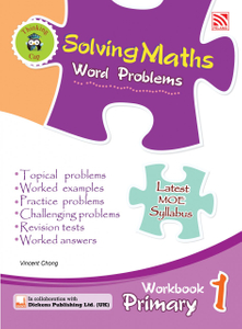Thinking Cap: Solving Maths Workbook Primary 1