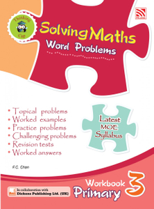 Thinking Cap: Solving Maths Workbook Primary 3